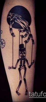 Фото тату Кукловод – пример рисунка – 30052017 – пример – 031 Tattoo Puppeteer