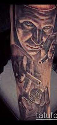 Фото тату Кукловод – пример рисунка – 30052017 – пример – 034 Tattoo Puppeteer