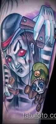 Фото тату Кукловод – пример рисунка – 30052017 – пример – 042 Tattoo Puppeteer