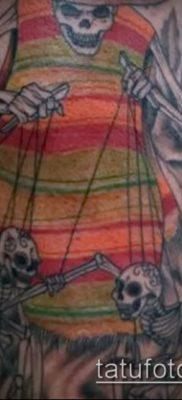 Фото тату Кукловод – пример рисунка – 30052017 – пример – 046 Tattoo Puppeteer