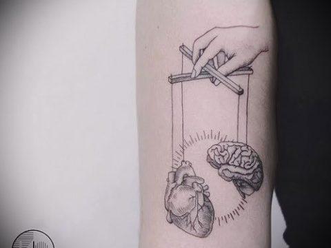Фото тату Кукловод - пример рисунка - 30052017 - пример - 052 Tattoo Puppeteer