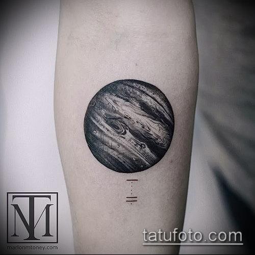 Значение тату «Юпитер»