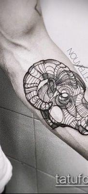 Фото тату баран – 22052017 – пример – 018 Tattoo ram
