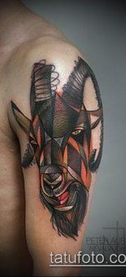 Фото тату баран – 22052017 – пример – 021 Tattoo ram
