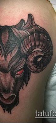 Фото тату баран – 22052017 – пример – 034 Tattoo ram