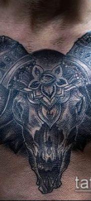 Фото тату баран – 22052017 – пример – 047 Tattoo ram