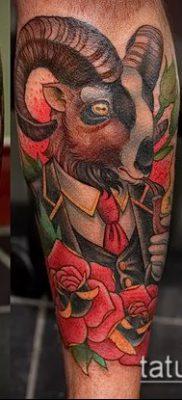 Фото тату баран – 22052017 – пример – 049 Tattoo ram