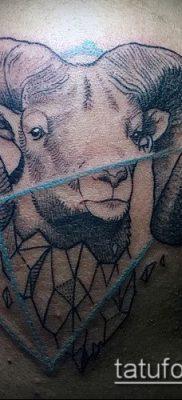 Фото тату баран – 22052017 – пример – 056 Tattoo ram