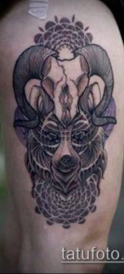 Фото тату баран – 22052017 – пример – 068 Tattoo ram