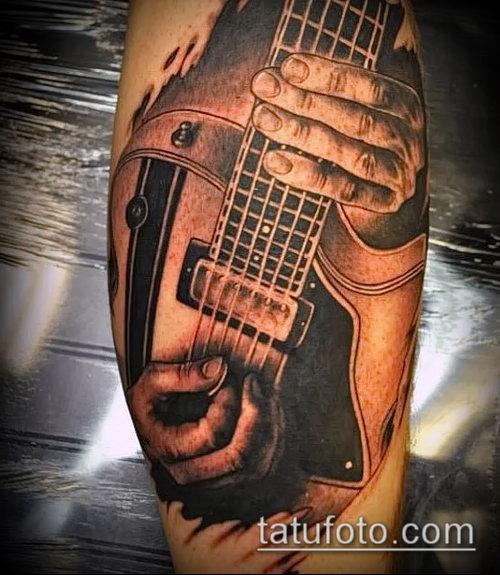 Гитарист группы тату леонардо ди каприо картинка из фильма
