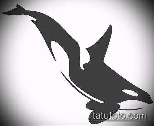 Фото тату касатка - 19052017 - пример - 025 Tattoo Killer whale