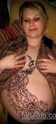 Фото тату рисунки хной (tattoo of henna) (значение) — пример рисунка — 024 tatufoto.com