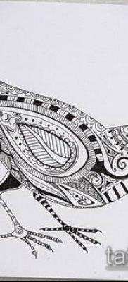 Фото тату рисунки хной (tattoo of henna) (значение) — пример рисунка — 029 tatufoto.com