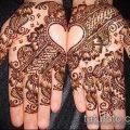 Фото тату рисунки хной (tattoo of henna) (значение) - пример рисунка - 039 tatufoto.com