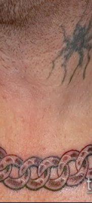 Фото тату цепь – пример рисунка – 30052017 – пример – 018 Tattoo chain