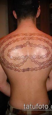 Фото тату цепь – пример рисунка – 30052017 – пример – 056 Tattoo chain