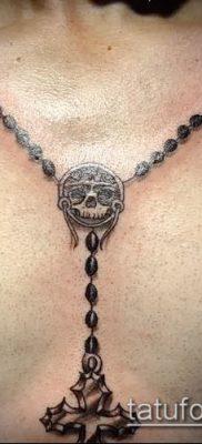 Фото тату цепь – пример рисунка – 30052017 – пример – 119 Tattoo chain