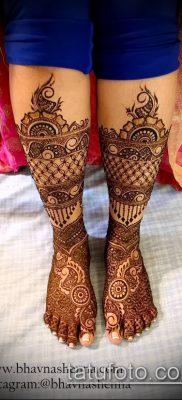 Фото уход за менди (tattoo of henna) (значение) – пример рисунка – 043 tatufoto.com