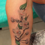Беркут тату салон Москва - фото пример готовой татуировки - портфолио салона 1