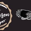 Ворон - тату-студия - Москва - логотип группы ВК