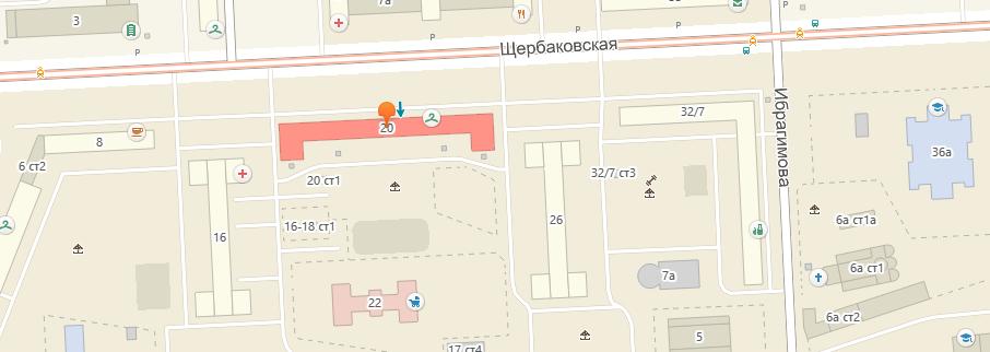 Гамлет - тату салон Москва - найти на карте - ка проехать