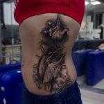 Дом Элит Тату - салон тату в Москве - фото пример готовой татуировки - портфолио 2