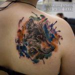 Дом Элит Тату - салон тату в Москве - фото пример готовой татуировки - портфолио 6