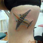 Звезда - студия татуировки в Москве - фото работы мастера студии - портфолио готовых татуировок 1