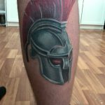 Звезда - студия татуировки в Москве - фото работы мастера студии - портфолио готовых татуировок 2