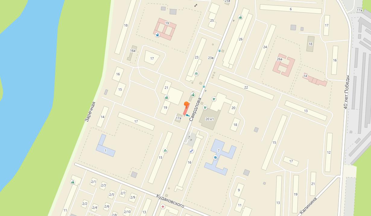 Империя ТАТУ - салон татуировки в Москве - расположение на карте - как проехать