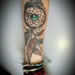Империя ТАТУ - салон татуировки в Москве - фото готовой работы мастера салона - портфолио татуировок 5