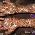 Фото Индийское мехенди - 20062017 - пример - 071 Indian mehendi_tatufoto.com
