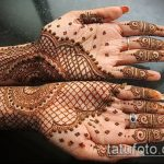 Фото Индийское мехенди - 20062017 - пример - 104 Indian mehendi_tatufoto.com