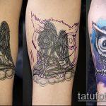 Фото Исправление и перекрытие старых тату - 12062017 - пример - 001 tattoo cover up
