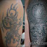 Фото Исправление и перекрытие старых тату - 12062017 - пример - 002 tattoo cover up
