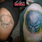 Фото Исправление и перекрытие старых тату - 12062017 - пример - 003 tattoo cover up