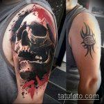 Фото Исправление и перекрытие старых тату - 12062017 - пример - 004 tattoo cover up