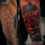 Фото Исправление и перекрытие старых тату - 12062017 - пример - 008 tattoo cover up