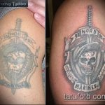Фото Исправление и перекрытие старых тату - 12062017 - пример - 014 tattoo cover up