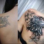Фото Исправление и перекрытие старых тату - 12062017 - пример - 017 tattoo cover up