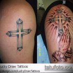 Фото Исправление и перекрытие старых тату - 12062017 - пример - 021 tattoo cover up