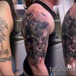 Фото Исправление и перекрытие старых тату - 12062017 - пример - 023 tattoo cover up