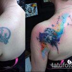 Фото Исправление и перекрытие старых тату - 12062017 - пример - 024 tattoo cover up