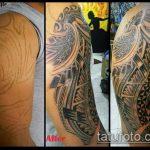 Фото Исправление и перекрытие старых тату - 12062017 - пример - 031 tattoo cover up