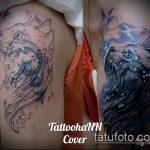 Фото Исправление и перекрытие старых тату - 12062017 - пример - 036 tattoo cover up