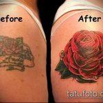 Фото Исправление и перекрытие старых тату - 12062017 - пример - 047 tattoo cover up
