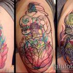 Фото Исправление и перекрытие старых тату - 12062017 - пример - 051 tattoo cover up