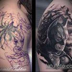 Фото Исправление и перекрытие старых тату - 12062017 - пример - 055 tattoo cover up