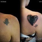 Фото Исправление и перекрытие старых тату - 12062017 - пример - 056 tattoo cover up
