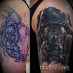 Фото Исправление и перекрытие старых тату - 12062017 - пример - 062 tattoo cover up